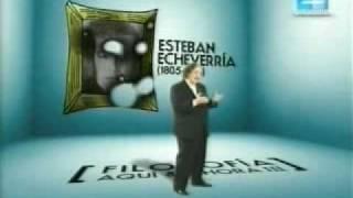 "Esteban Echeverría: ""El matadero"" - (1 de 3)"