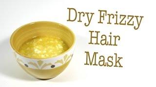 Dry Frizzy Hair treatment