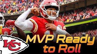 Chiefs MVP QB Patrick Mahomes Ready for 2019 Season?  RGR Q&A | Kansas City Chiefs 2019 NFL