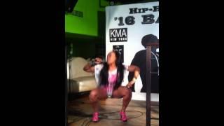 Taylord2fit Presents:  Applelonnia: Rick Ross: Hip Hop 16 Bars Mondays