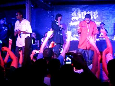 Bone Thugs Reunion Tour - For the Love of Money - Emo's Austin 4/24/2010
