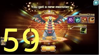 Game of Monster (Pokeland Legends): HOW TO GET GIRATINA WITH SOLO MEGA CHARIZARD!!!