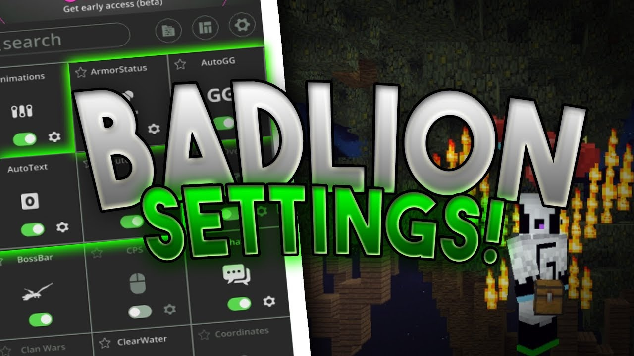 Badlion Client Mods Please Subscribe By Voiceonfnm