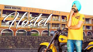 Hostel (Motion Poster) Inder Khattra | Releasing on 10th June | White Hill Music