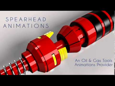 Spearhead Oil And Gas Tools Animations