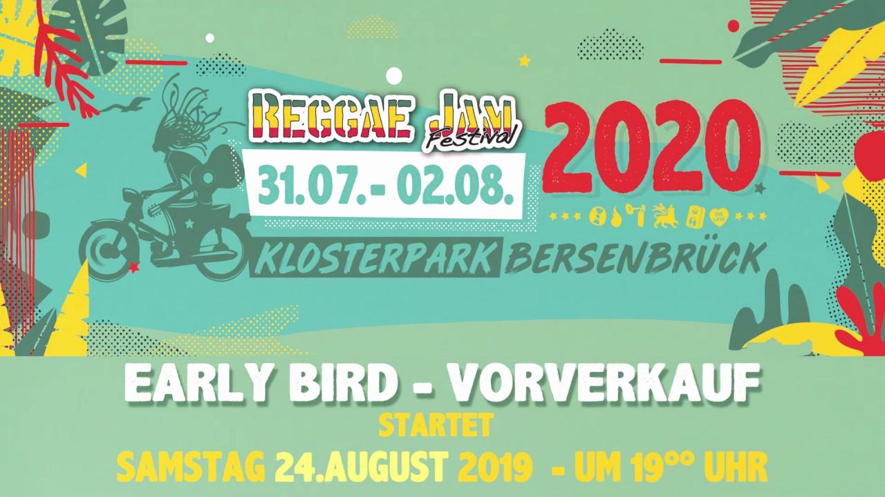 Reggae jam bersenbrück 2020
