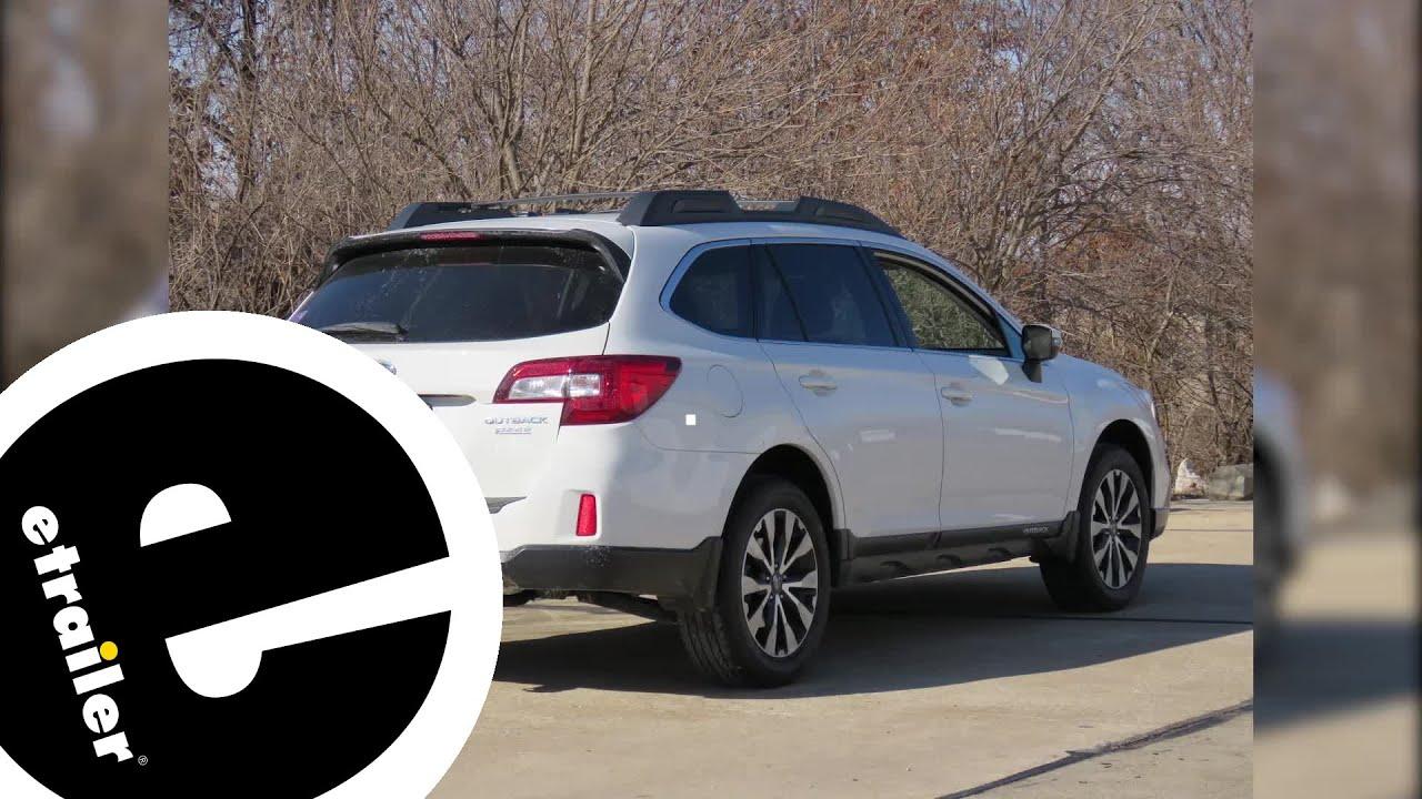 Best 2018 Subaru Outback Wagon Trailer Hitch Options - etrailer com