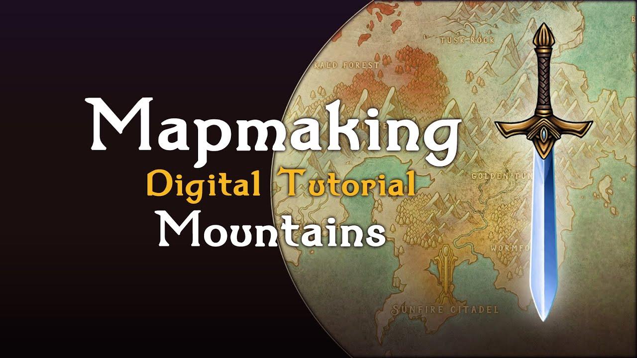 Download Fantasy Mapmaking: Mountains