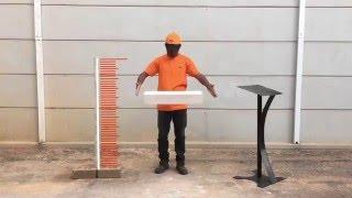 Strength Of Myib Compressed Interlocking Brick