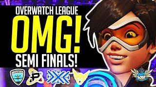 Overwatch League : Will NYXL DESTROY Everyone? Semi Finals Predictions!