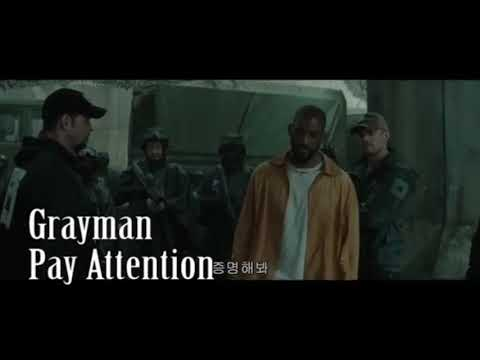 Gray man,pay attention(Motivation video by insane