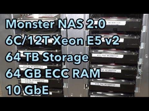 FreeNAS Server Upgrade (aka Dat NAS 2: Chassis Boogaloo)