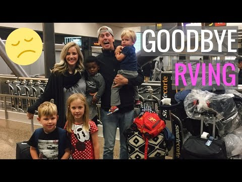 WE'RE GOING HOME - Full-Time Traveling Family of 6
