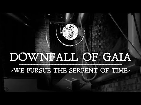 "Downfall Of Gaia ""We Pursue The Serpent Of Time"" (OFFICIAL VIDEO)"