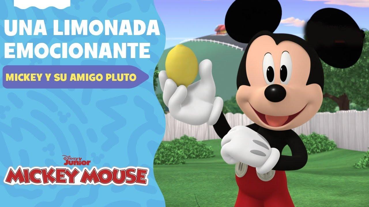 Mickey Mouse y su amigo Pluto | Una limonada emocionante