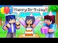 It's Aphmau's BIRTHDAY In Minecraft!