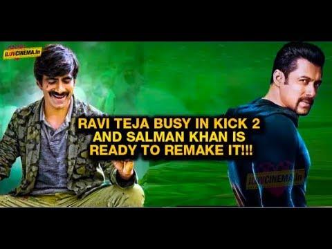 ravi teja kick movie trailer