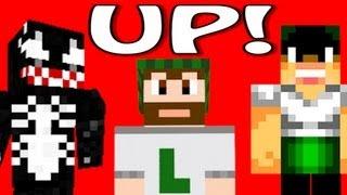 Evolução Minecraft com - @Coisadenerd e @VenomExtreme (Parte 1)