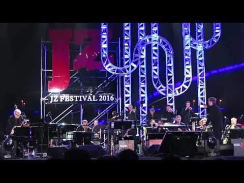 【Strawberry Alice】12th JZ Festival Shanghai: WDR Big Band Köln, Shanghai Expo Park, 15/10/2016.