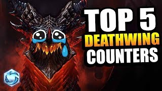 Top 5 Deathwing COUNTERS // Heroes of the Storm