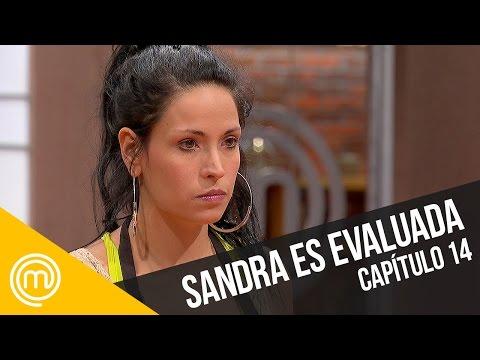 Sandra es evaluada | MasterChef Chile 3 | Capítulo 14