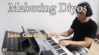 Mabuting Diyos (Kay buti-buti mo Panginoon) with lyrics & chords
