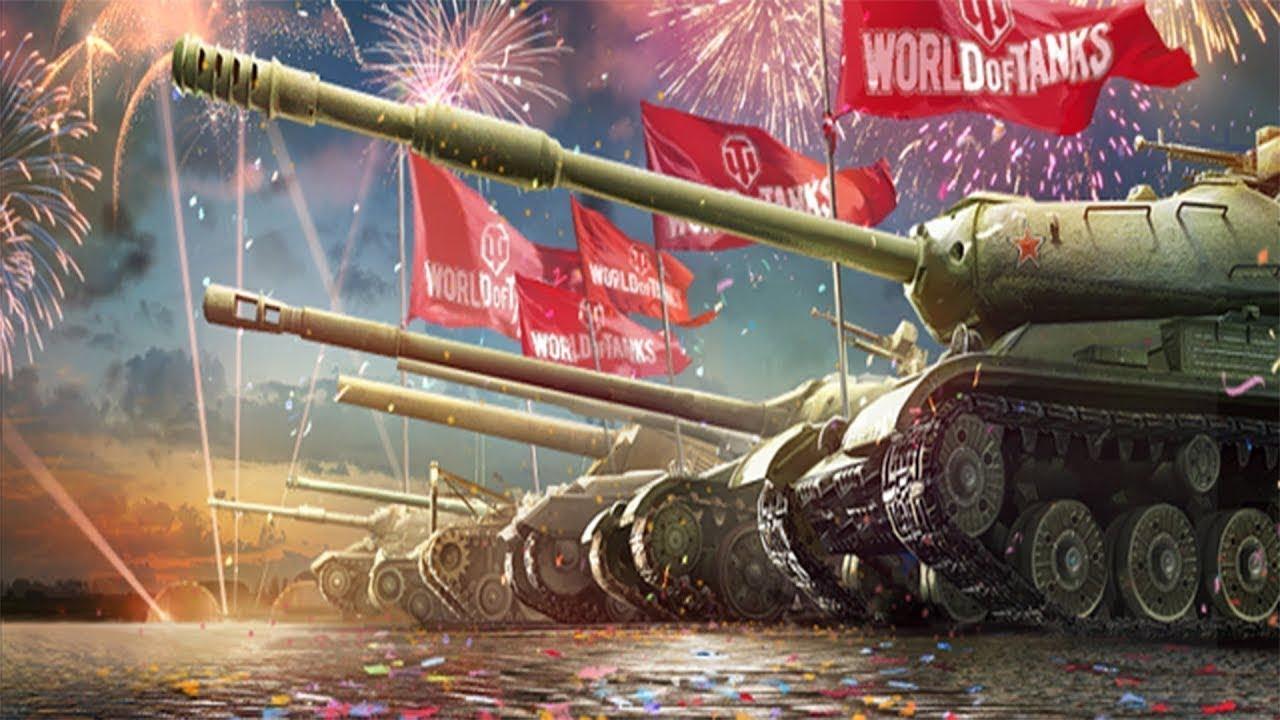 картинки танки с днем рождения