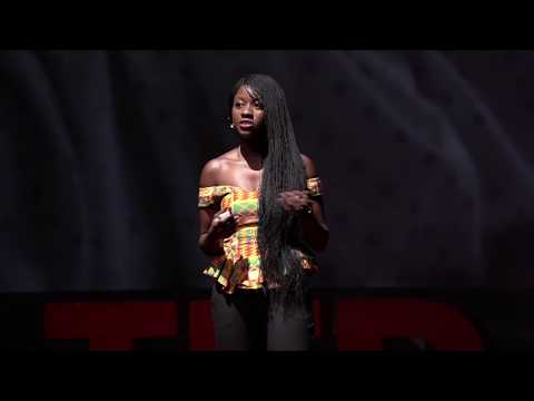 The Invisible Organ: Reimagining Gynecology | Mercy Asiedu | TEDxDuke