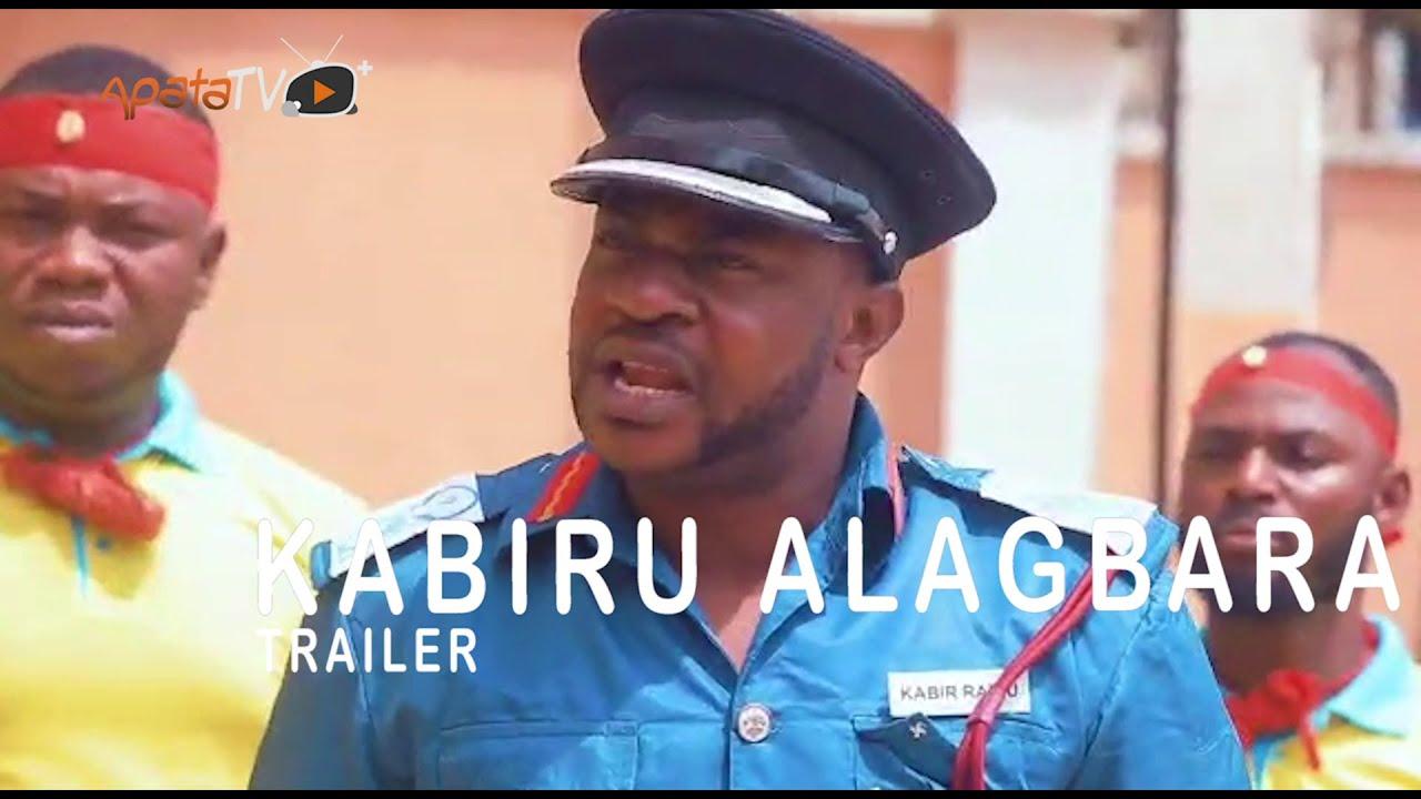 Download Kabiru Alagbara Yoruba Movie 2021 Now Showing On ApataTV+