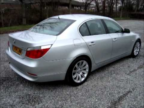 2004 bmw 530d se auto youtube. Black Bedroom Furniture Sets. Home Design Ideas