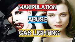 The Toxic Relationship of Evan Rachel Wood & Marilyn Manson.