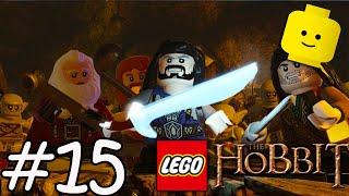 THE HOBBIT LEGO Cartoon Games Videos for Kids Children - Part 15