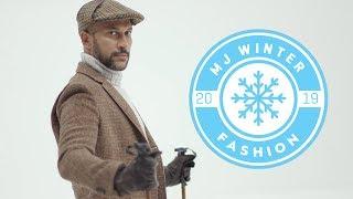 MJ Winter Fashion: Keegan-Michael Key