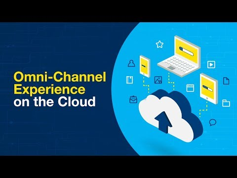 Omni-Channel Experience on the Cloud | Servion Global Solutions