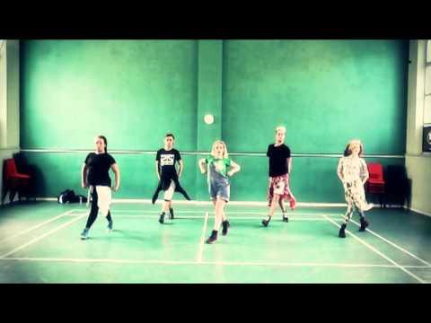 Afrojack Ft Eva Simons - Take over control Choreography