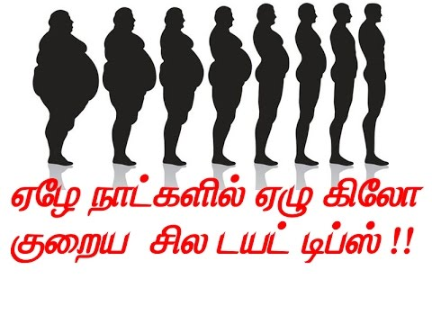 days diet plan for weight loss in tamil chart youtube also rh