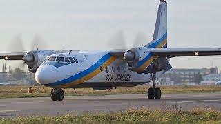 Інструкція до літака Ан-24 РВ від Felis. Частина 2.