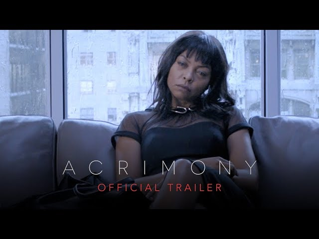Tyler Perry's Acrimony (2018 Movie) Official Trailer - Taraji P. Henson