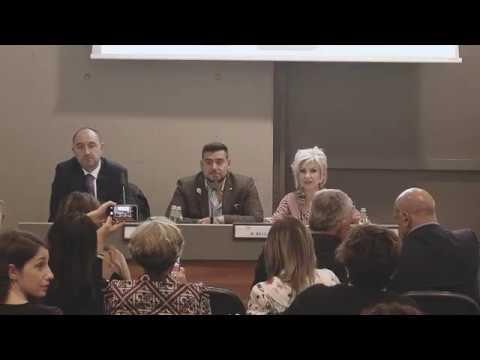 Convegno Cer Manager @ Ecomondo 2019 - 01 Cesarina Ferruzzi & Bruno Bella