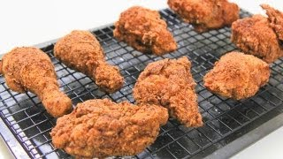 Super Crunchy Fried Chicken - Video Recipe