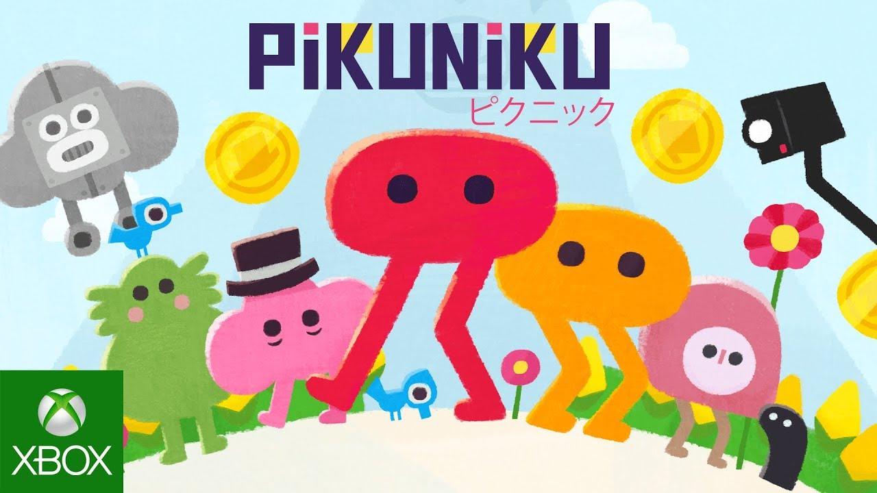 Assistir - Pikuniku - Launch Trailer - online