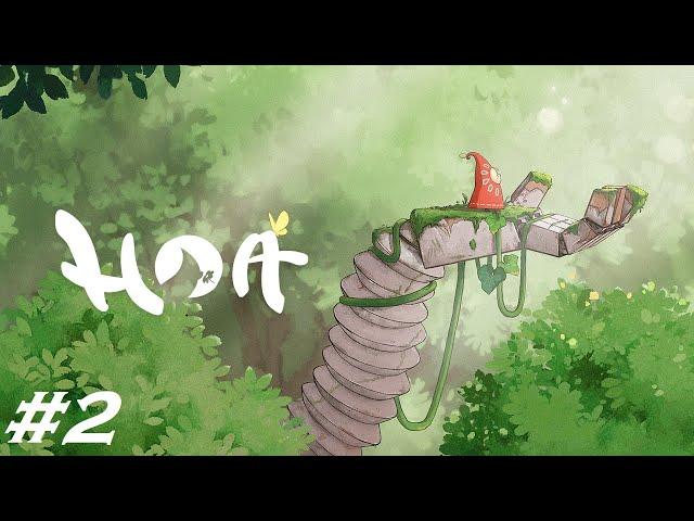 HOA [Walkthrough Part 2/3] - Gameplay PC