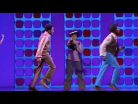 """Reed Shannon stars as Michael Jackson in Broadway's """"Motown The Musical"""""""