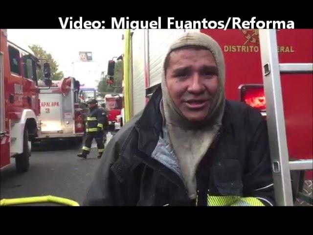 Un incendio en una tienda de Zara obliga a evacuar a 1.500 personas en México