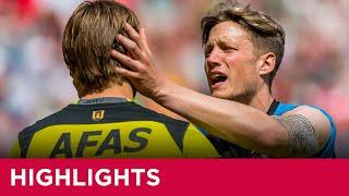 Goals fc utrecht - az (play-off-finale)