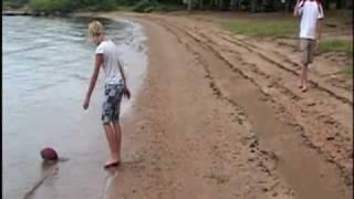 Great Park Pursuit:  Jamestown Beach