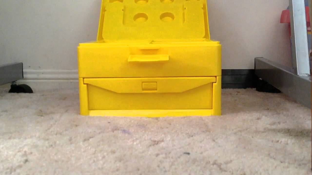 Lego Carrying Case   YouTube