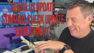 Second Stimulus Check Update and Stimulus Update Saturday June 6th Afternoon