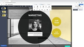 Prezi tutorial: How to add voice over to your presentation