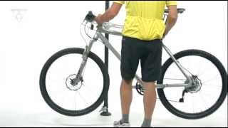 Topeak Dual Touch Bike Storage Stand by Topeak